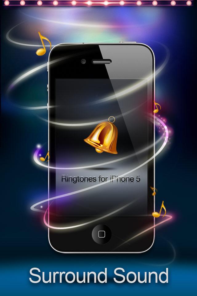 手机铃声(iphone 5版)